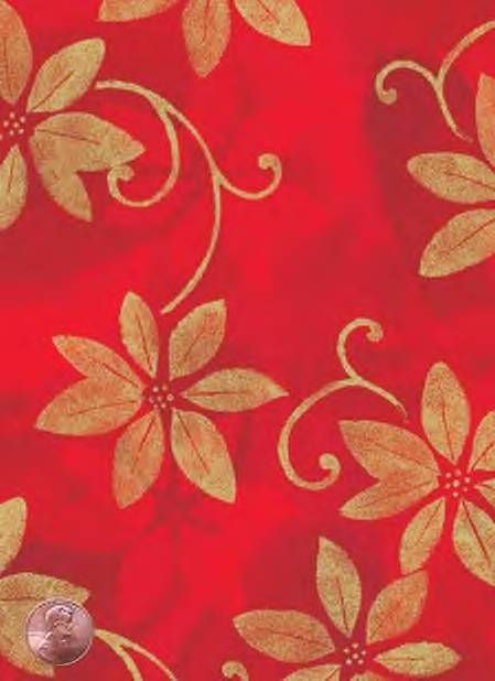 poinsettia gift wrap packaging supplies offers great deals on poinsettia shadows gift wrap order this elegant christmas wrapping paper in bulk and save - Elegant Christmas Wrapping Paper