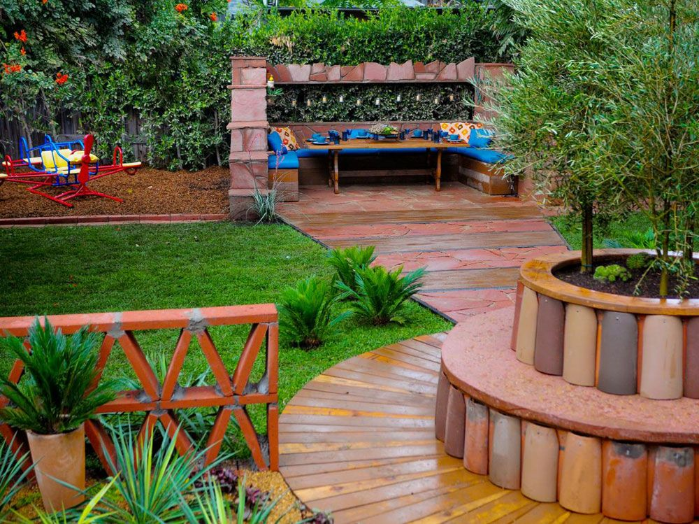 House Walkway And Patio Ideas Illustrated With Pictures | Walkways ...