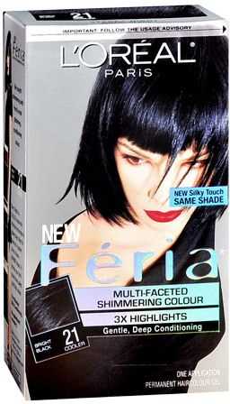 Uncategorized Blue Black Hair Dye Best Oreal Feria Color For Style And
