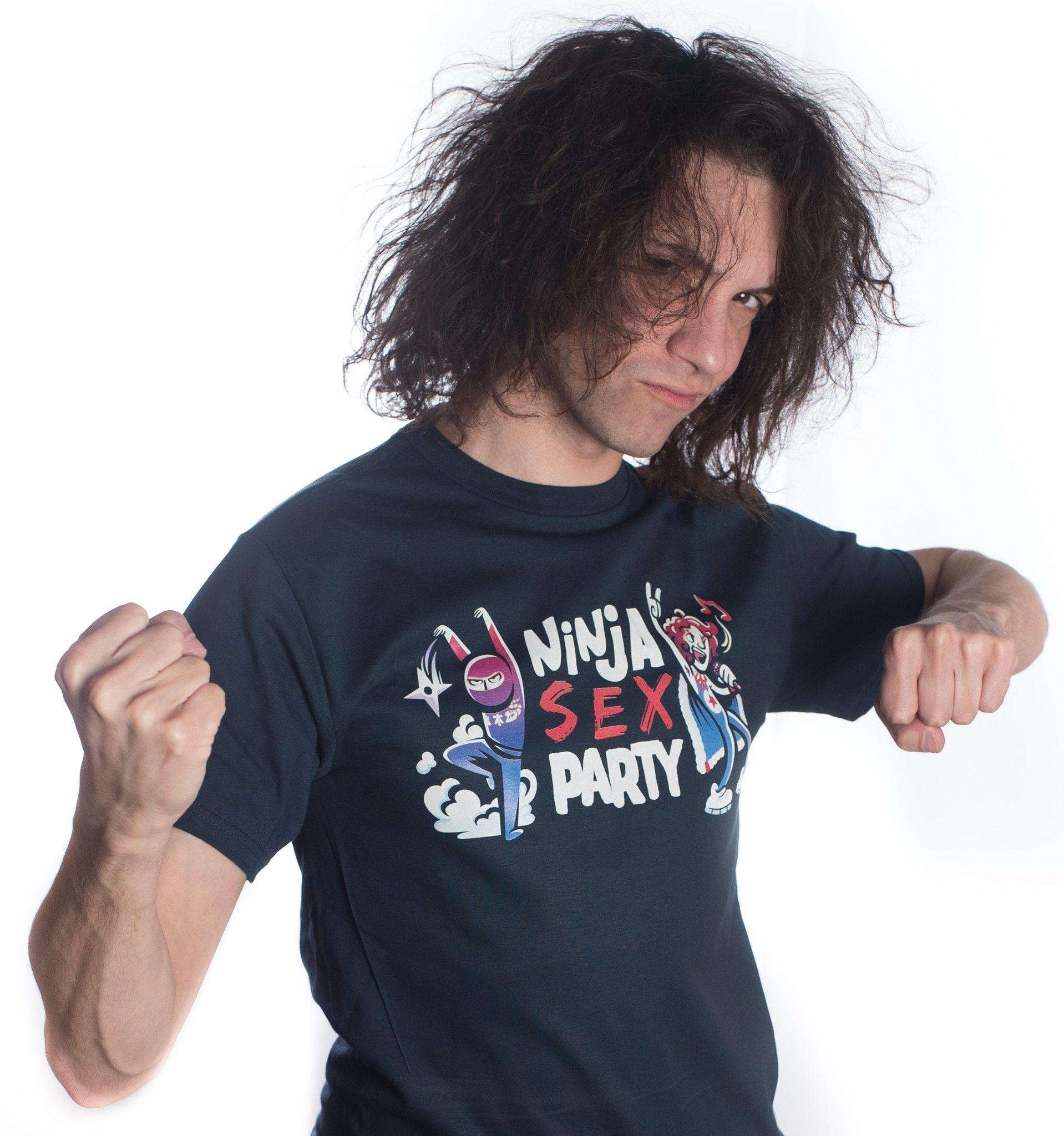 ninja sex party shirts in Sydney