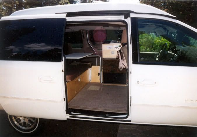 Town And Country Camper >> Dodge Caravan Rv Chrysler Pacifica Dodge Caravan Sienna Rv Ideas