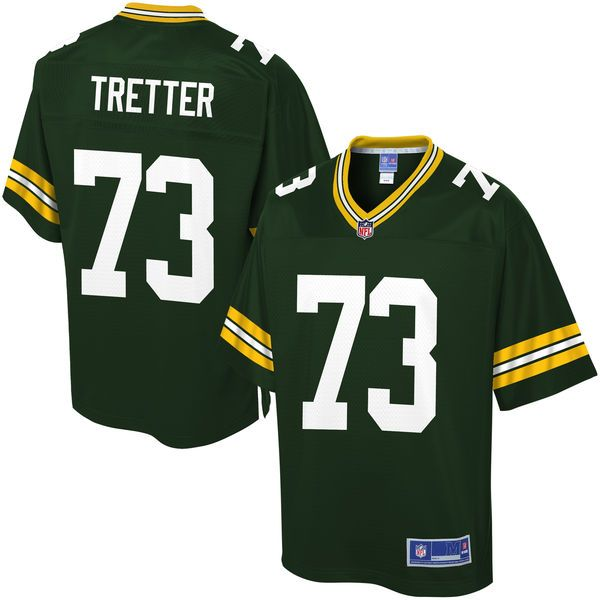JC Tretter NFL Jersey