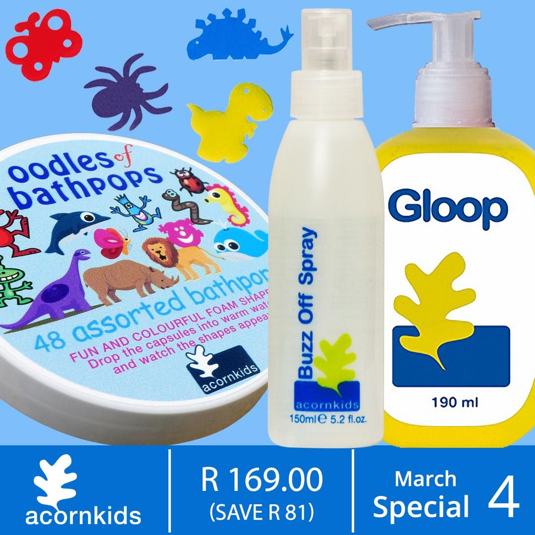 Acornkids Products Maritza Scheepers Moreletapark Page