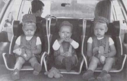In Sweden They Started Focusing On Car Seats The 1960s That Is Way Before Any Other County Have Some Of Best Crash Statistics Related To