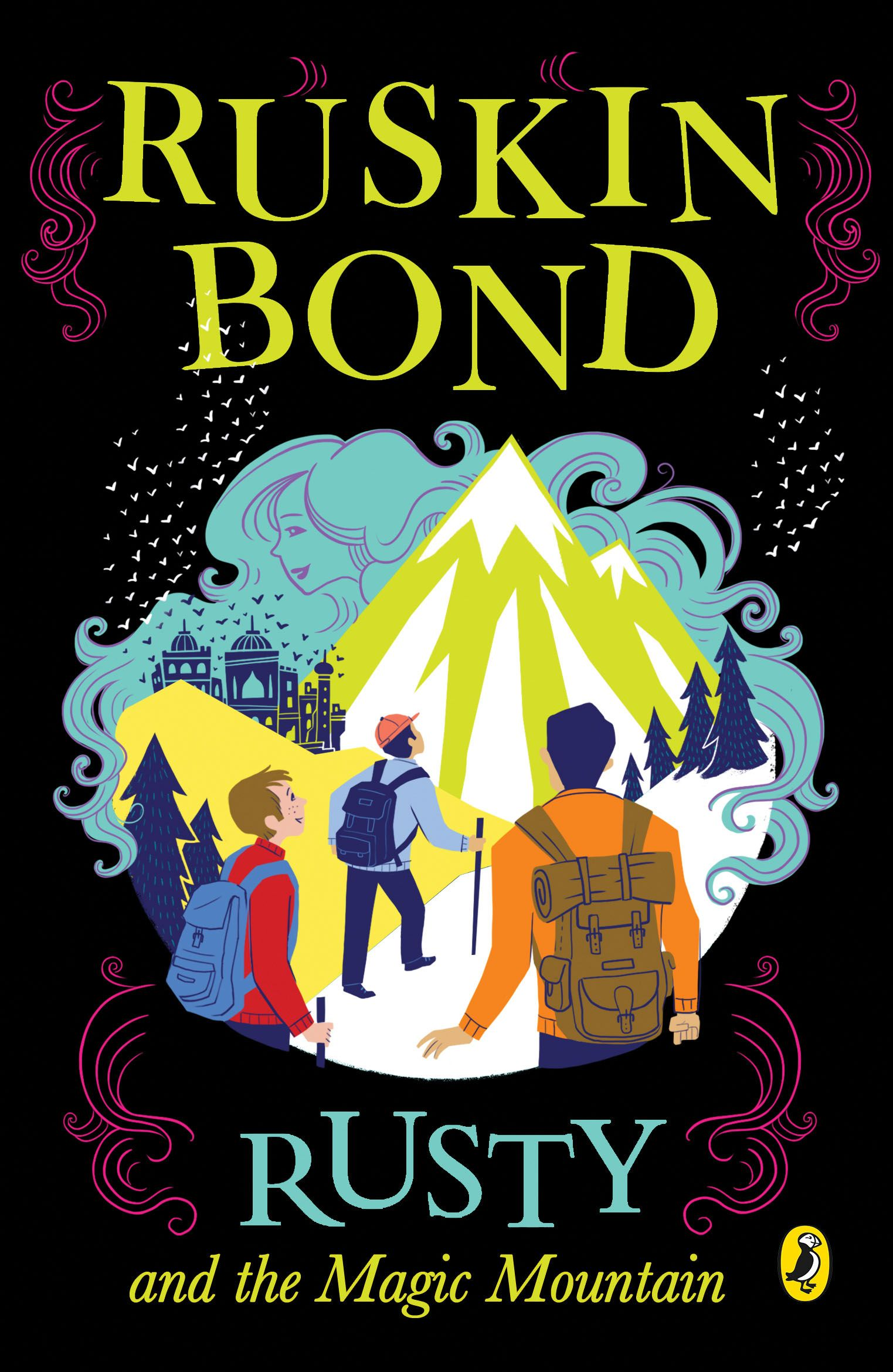 A Decade Later Ruskin Bond Brings Back Rusty For His Readers Ruskin Bond Bond A Decade