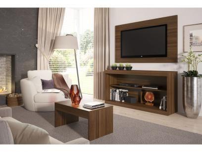 Rack Com Painel Para Tv Ate 47 Multimoveis Inovare Com As