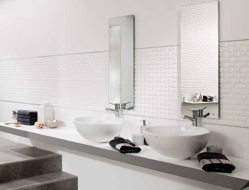Oxo Mosaic Blanco 31 6x90 Porcelanosa Cer Mica Porcelanosa Pinterest Mosaics And Ware F C