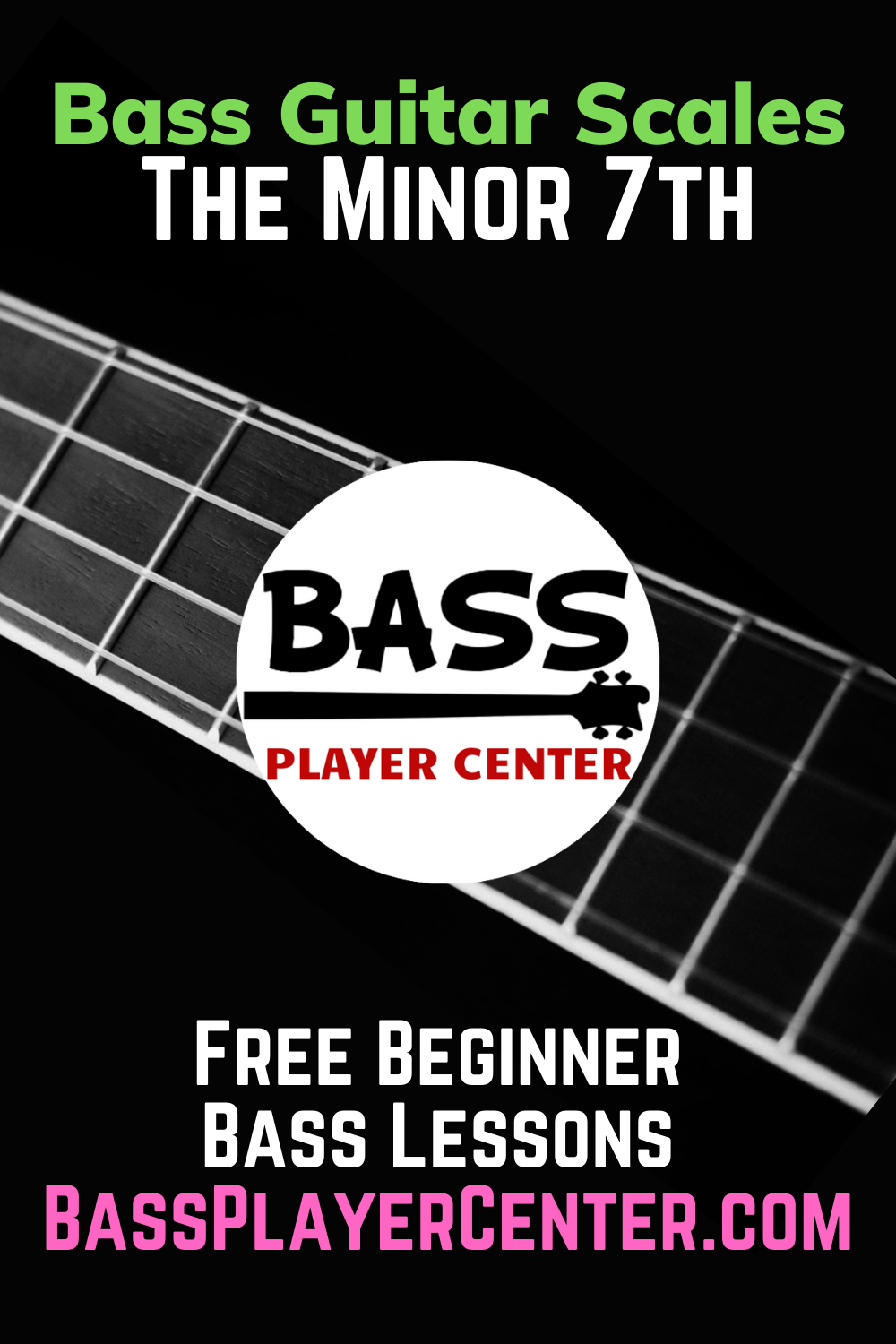 Pin on Bass Guitar Scales & Chords Lessons