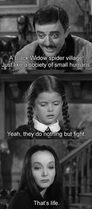 addamsfamily. wednesday morticia and gomez Addams family
