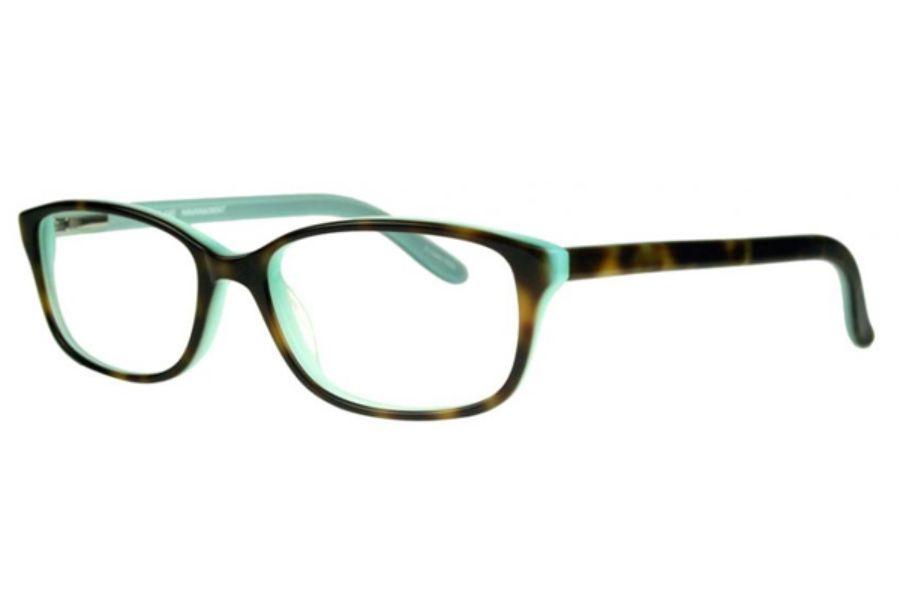 35036a4c09f Bulova Ixtapa Eyeglasses in Havana Mint
