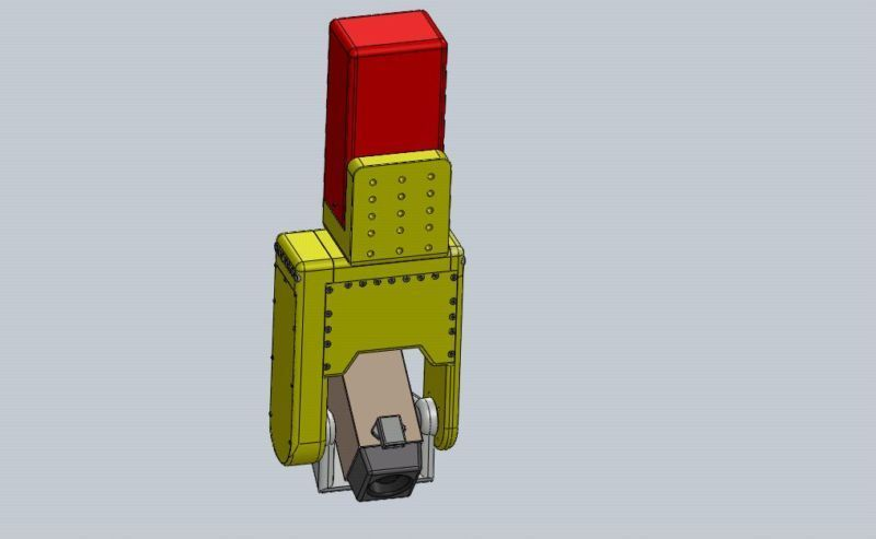 5-axis CNC Router Head Plans   Woodworking equipment ...