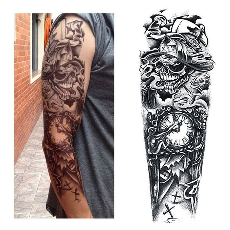 Vorlagen männer arm tattoo Tattoo Vorlagen