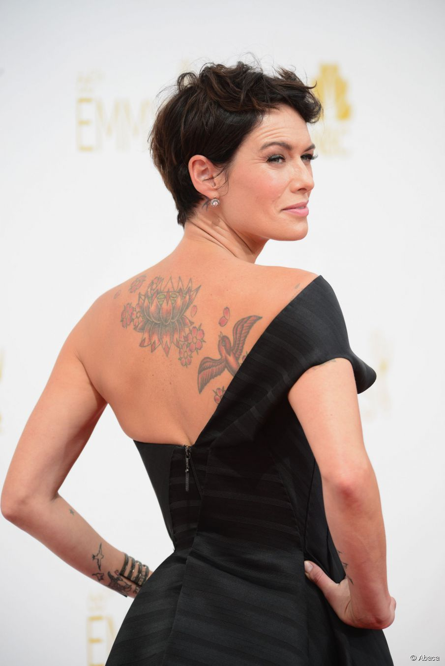 Lena Headey Short Hairstyle Best Hairstyles Club Hair