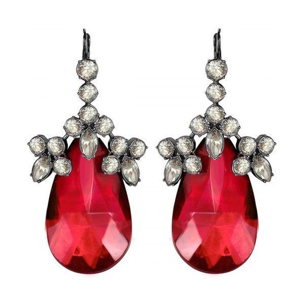 Mawi crystal chandelier earrings 260 liked on polyvore mawi crystal chandelier earrings 260 liked on polyvore featuring jewelry earrings aloadofball Choice Image