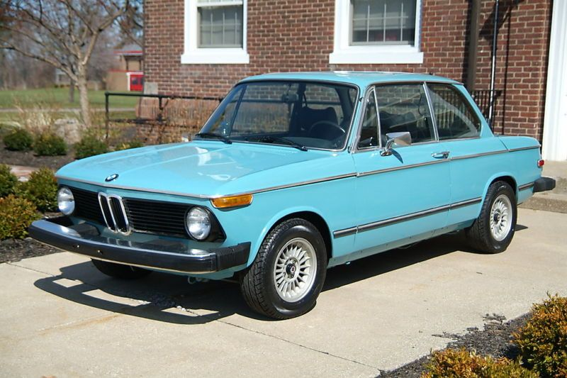 I WANT!!! 1975 BMW 2002 for Sale Front Quarter | German Cars