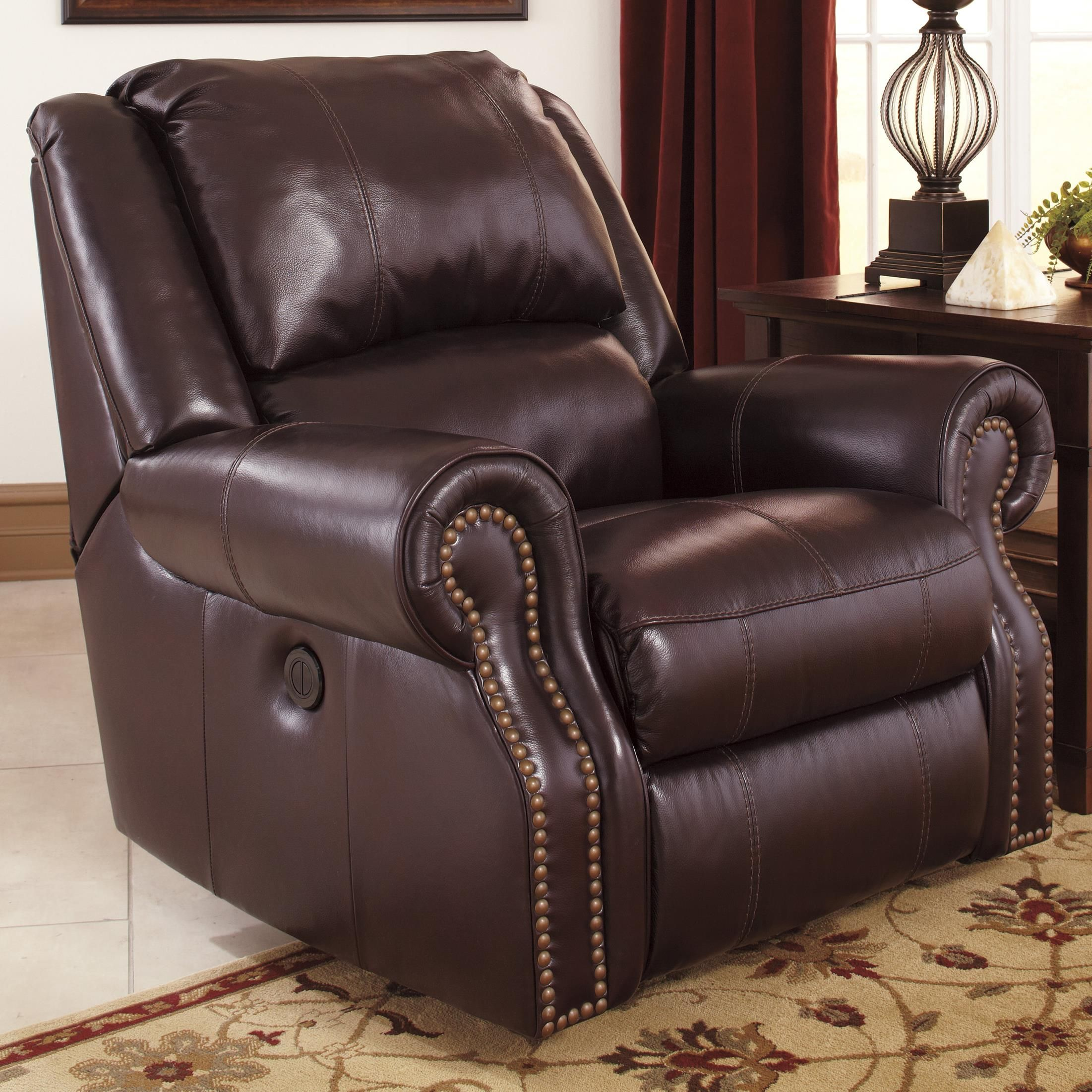 Walworth Rocker Recliner by Signature Design by Ashley