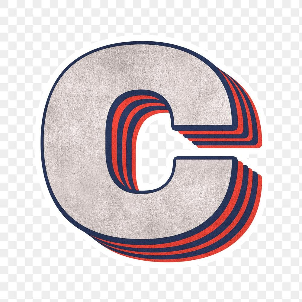 Letter C Png Layered Effect Alphabet Text Free Image By Rawpixel Com Cuz Png Alphabet Lettering