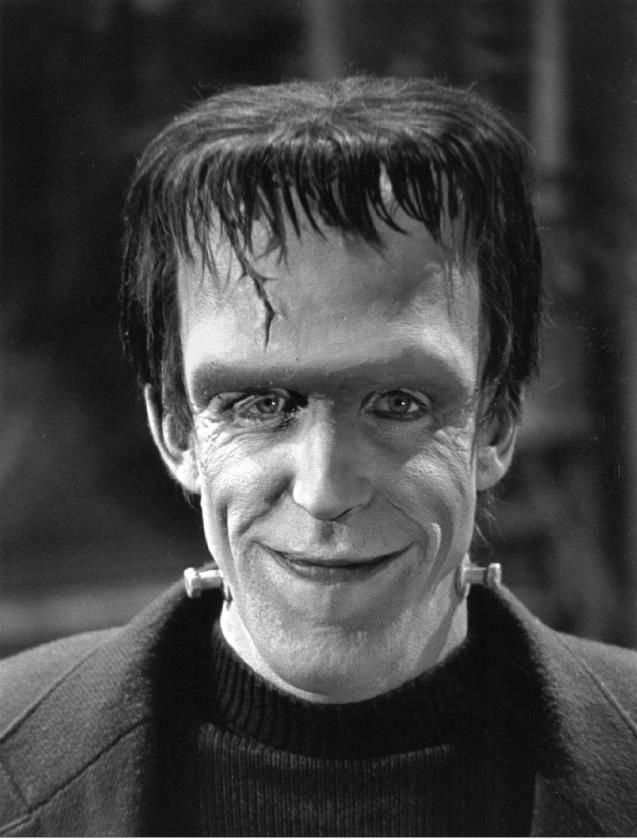 The Munsters 1964 - 1966, Herman Munster - Fred Gwynne ...