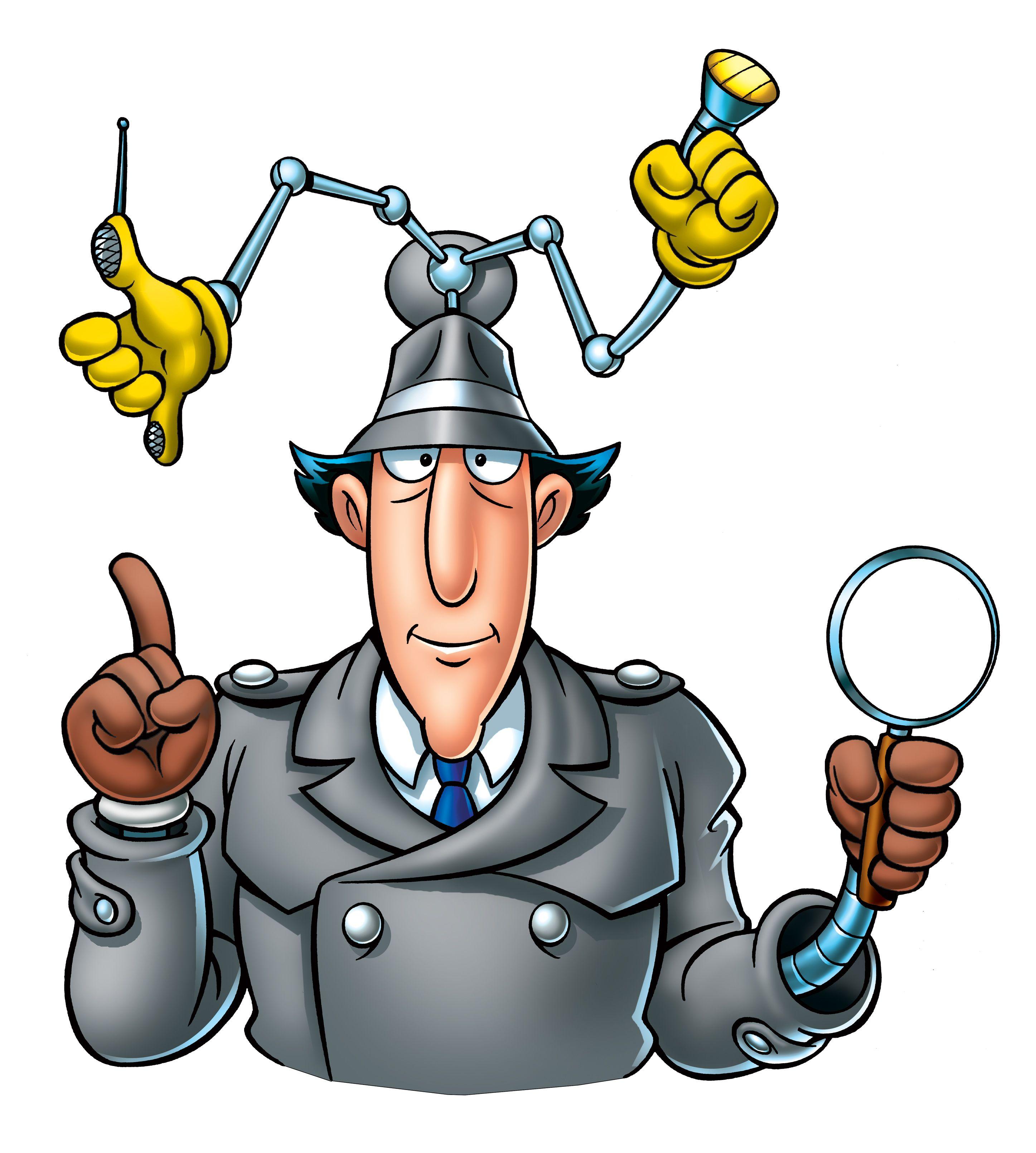 inspector gadget golden age of catroons inspector gadget