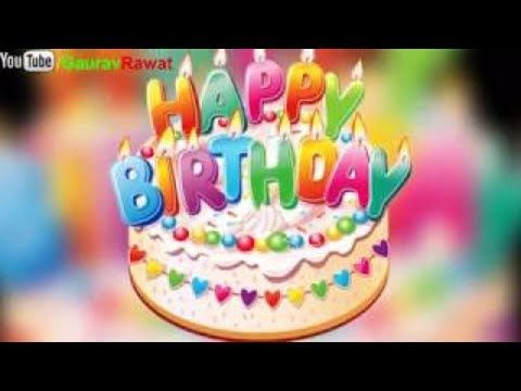 Happy Birthday Song Whatsapp Status Video Youtube C Board