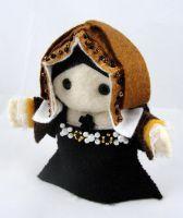 Katherine of Aragon - 5 by deridolls