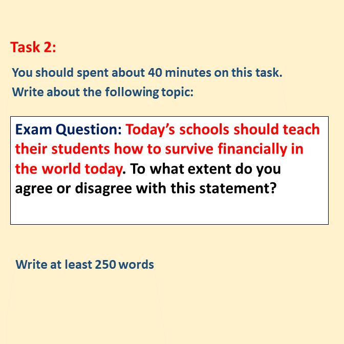 Sample Ielts Essay Question Topics 2020 For Writing Task 2 Essay Questions Writing Tasks Ielts