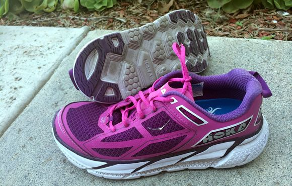 Hoka One One Clifton wish I could wear these