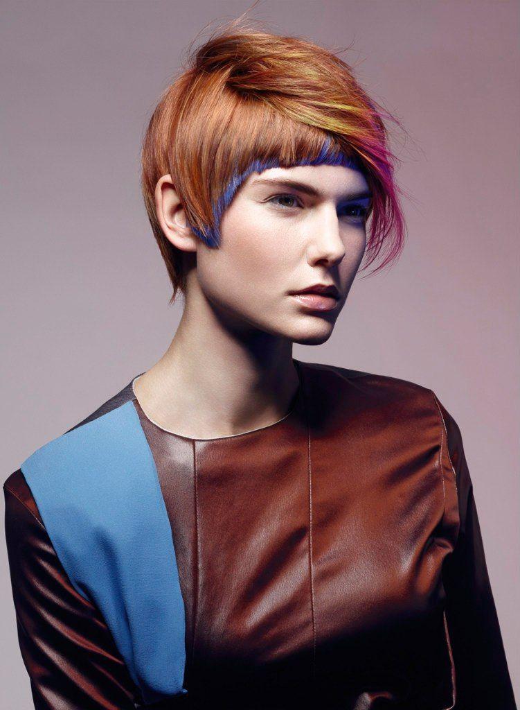 COLOR ZOOM '16 COLLECTION D!SRUPT   Необычные цвета волос ...