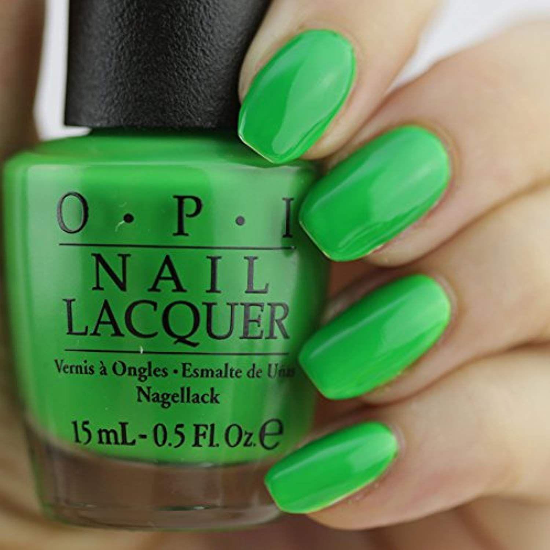 GREEN COME TRUE NLBC4 Nail Polish 0.5 fl OZ * Read more at
