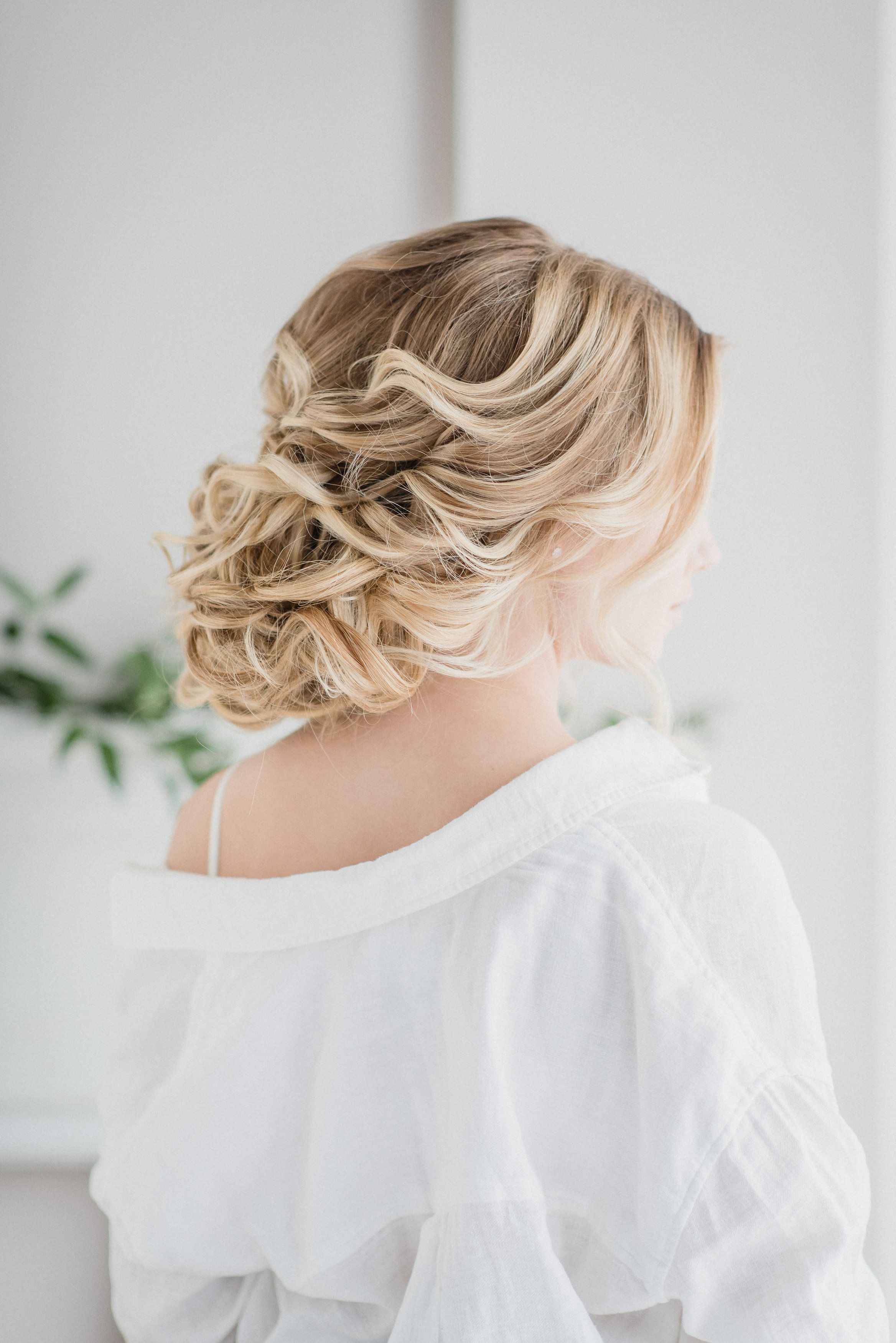 9 Expert Tips for Perfect Wedding Day Hair | Perfect wedding, Updo ...