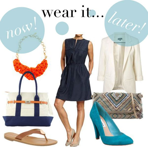 jillgg's good life (for less) | a style blog: wear it now (and later!) ready for fall clothes... but the weather isn't?