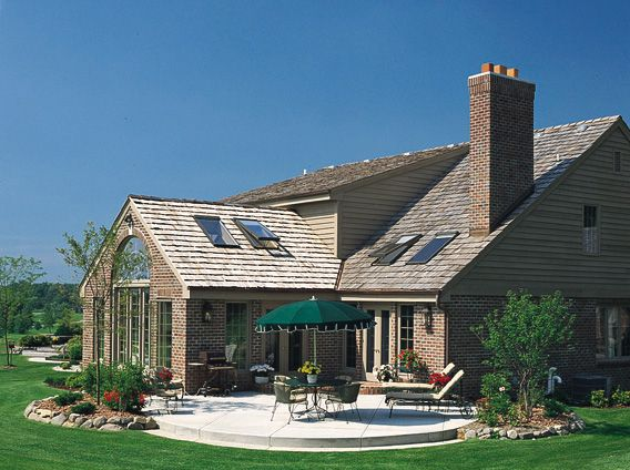 Best Skylights Residential Skylights Roof Architecture 400 x 300