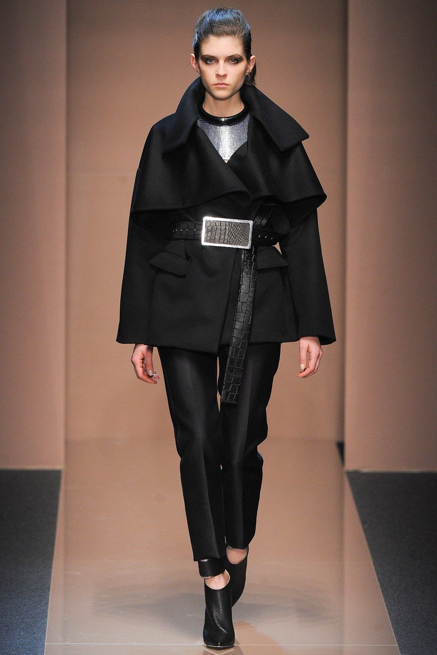 Ferre gianfranco fall runway review images