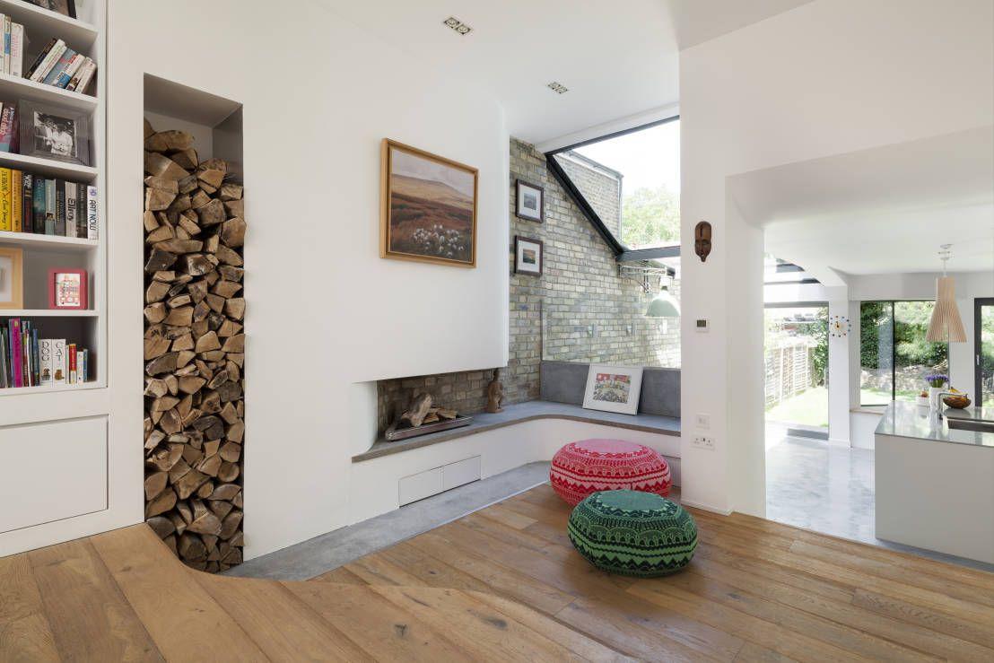 Expertly Renovating An Edwardian Terrace Architecture Terrace - Edwardian house interiors