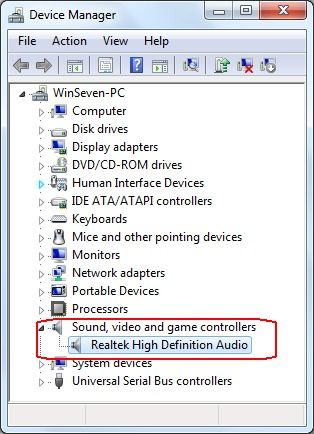 problem with realtek network adapter