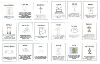 La Catequesis Recursos Catequesis Símbolos Litúrgicos Catequesis Educación Religiosa Católica Elementos Liturgicos