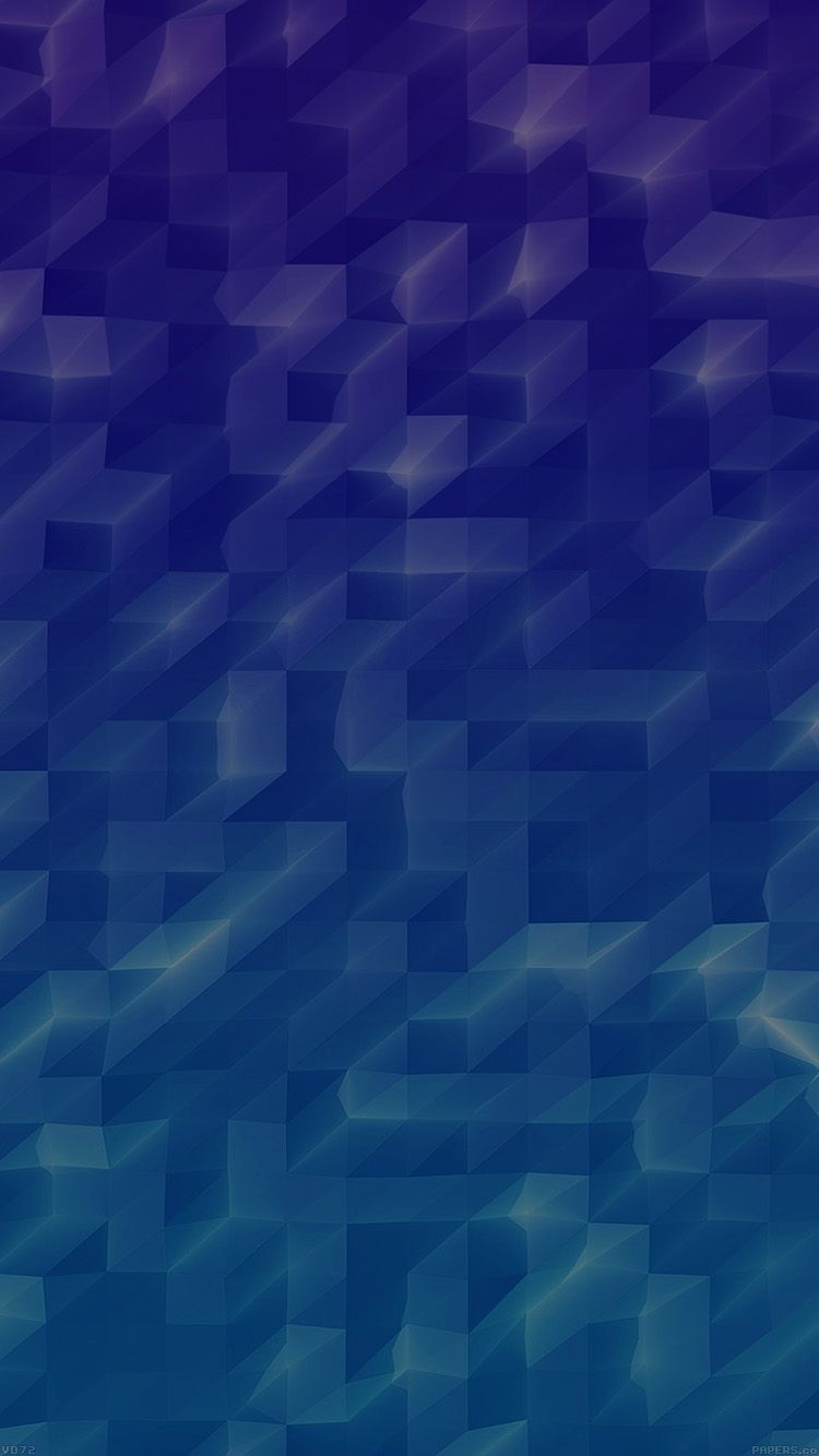 Vd72 Low Poly Sea Blue Abstract Fun Pattern With Images