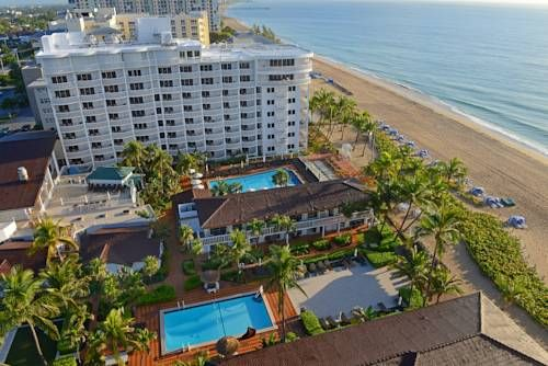 Beachcomber Resort Villas Pompano Beach Florida Located 20 Minutes Drive From The Fort Lauderdale Hollywood International Airport This