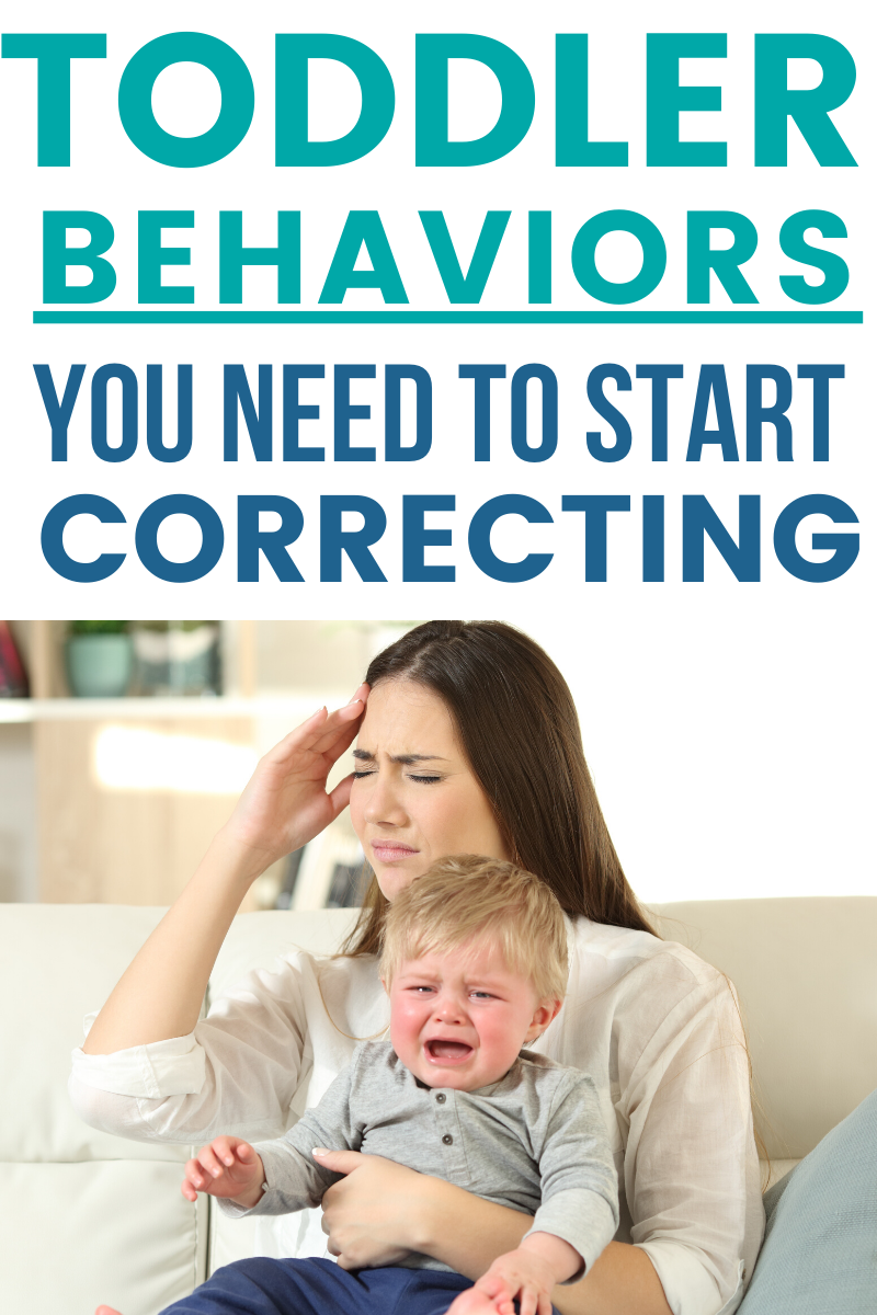 Toddler Discipline: Identifying Behaviors that Need to be Corrected and Ways to Correct Them