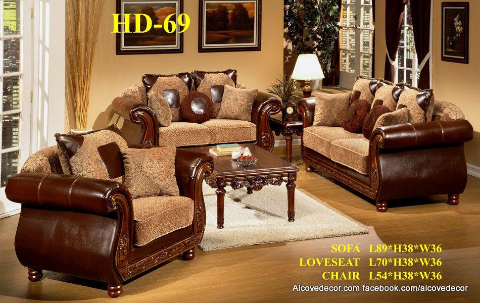 Homey Design Hd 69 Sofa Set Facebookalcovedecor We Will Beat Mesmerizing Homey Design Living Room Sets Inspiration Design