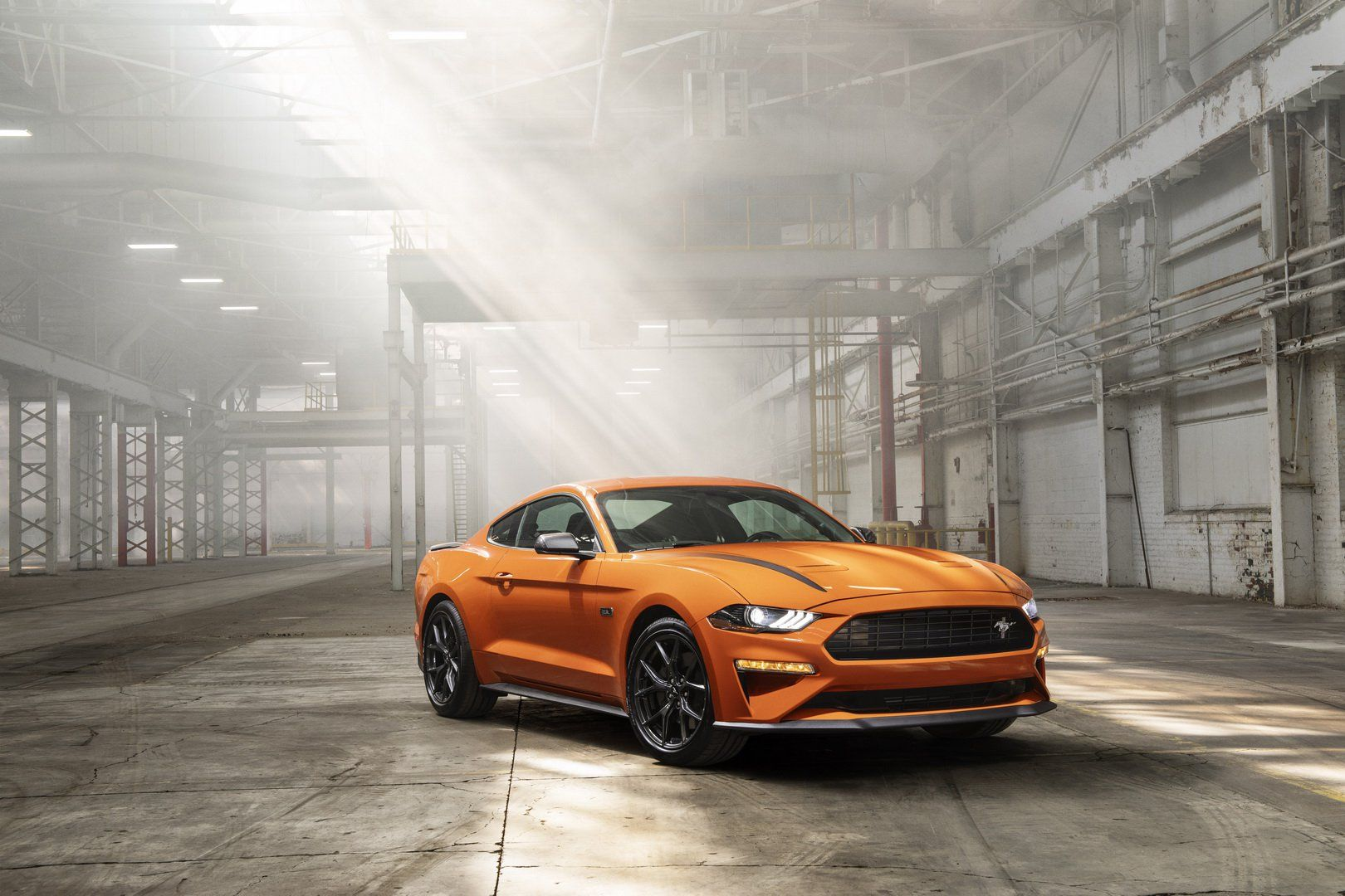 2020 Ford Mustang Ecoboost High Performance Eyes Camaro 1le With