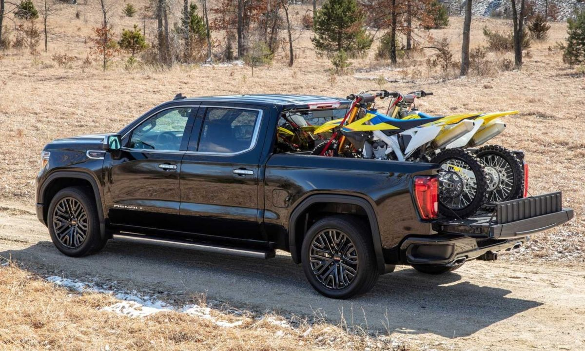 Gmc Has Unveiled The Gmc Sierra Carbonpro Edition Which Features