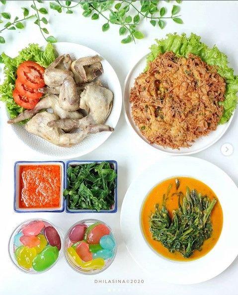 Menu Sehat 4 Resep Masakan Masakan Makanan Sehat