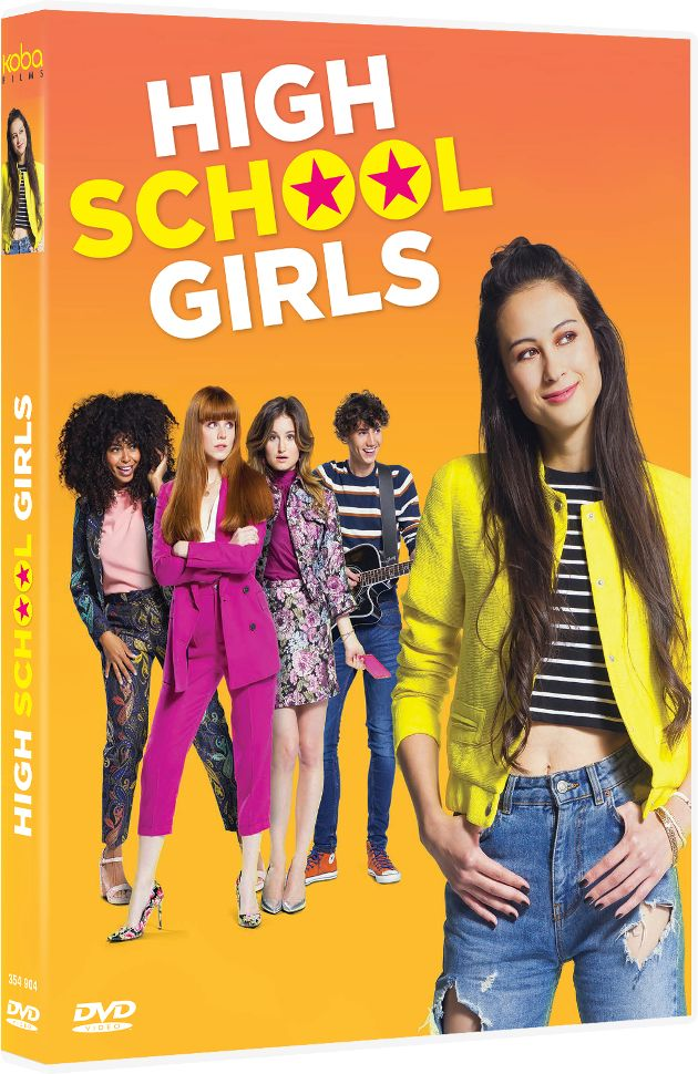 High School Girls Le concours Unification France