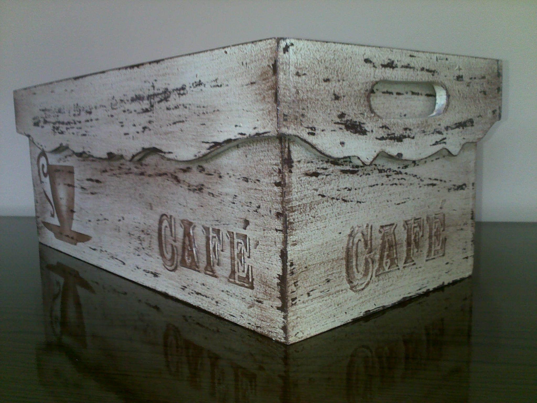 https://flic.kr/p/AkthLz | caixa para xícaras - tampa bandeja