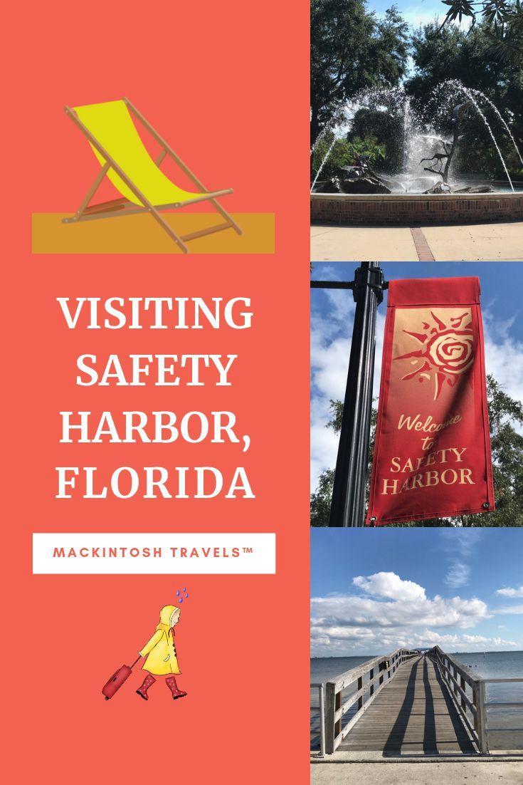 Visiting Safety Harbor, Florida Safety harbor, Florida