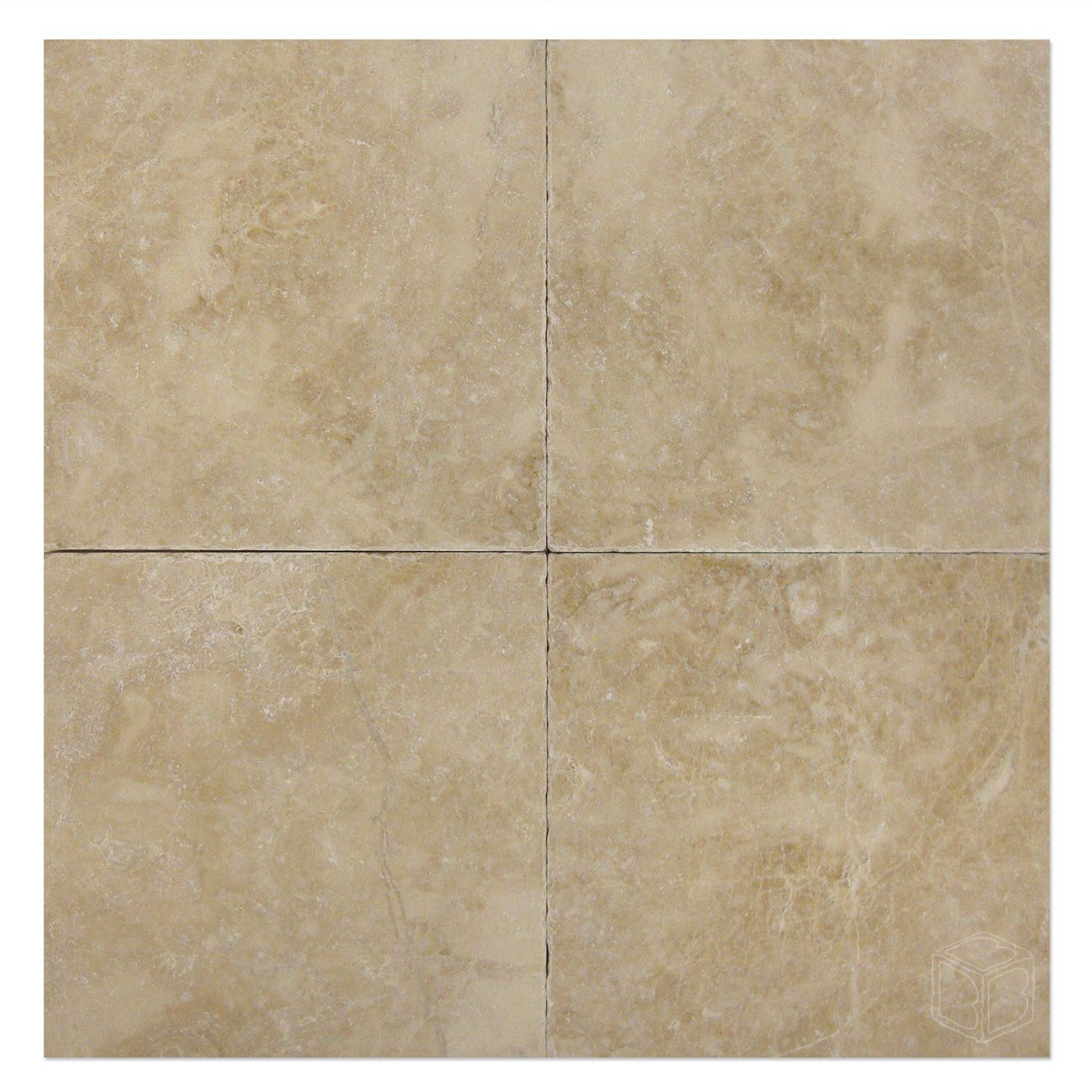 12x12 Cappuccino Tumbled Tumbled Marble Tile Travertine Floor Tile Travertine Floors