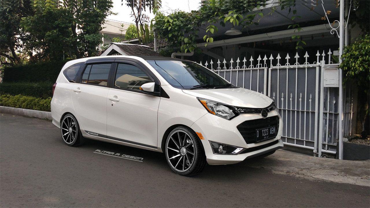 Modifikasi Pelek Mobil Sigra Modifikasi Mobil Mobil Daihatsu