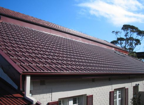 Perfection In Guttering Services Sydney Roof Restoration Roof Repair Roofing