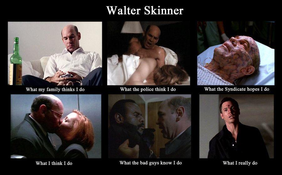 Skinner Meme Style By E H Redlum On Deviantart X Files X Files Funny Mulder